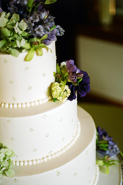 triple swiss dot wedding cake cakes 21270